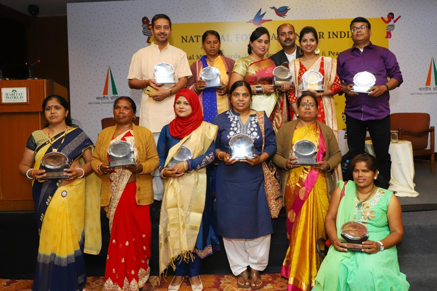 C.Subramaniam awardees 2019