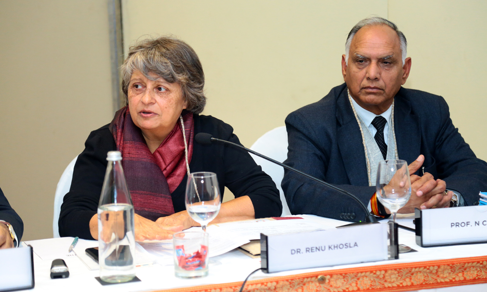 Dr Renu Khosla, Director, Centre for Urban and Regional Excellence